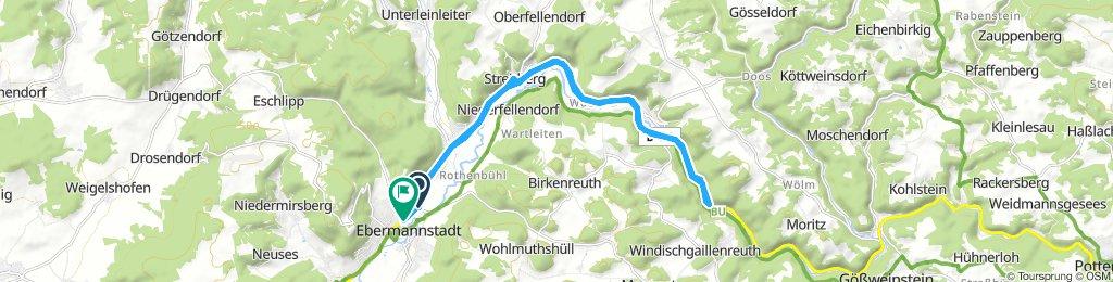 Fränkische Schweiz-Halbmarathon