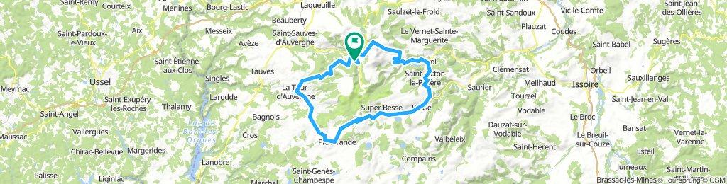 Boucle Sud Mont Dore