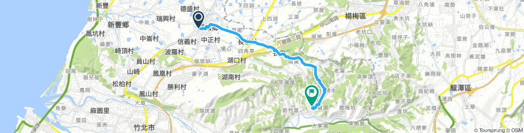 Steady 星期一 Track In 新埔鎮