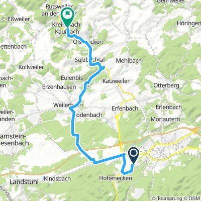 Bännjerrück - Speerling