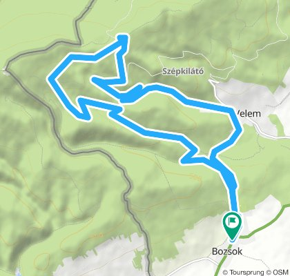 Bozsok-Hörmann-Velem gravel/monti 2
