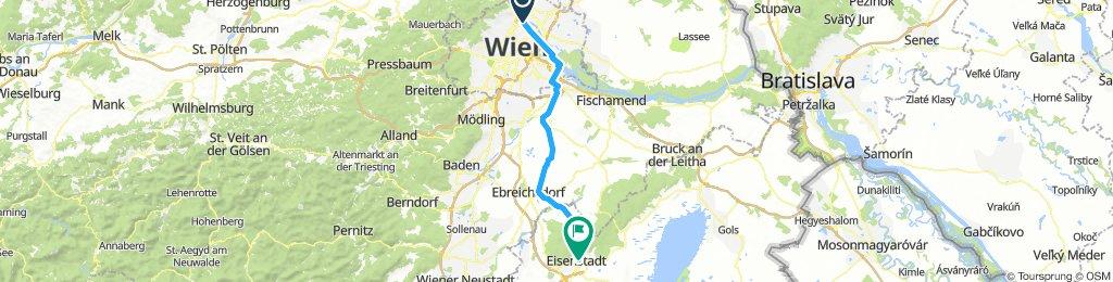 Wien Eisenstadt