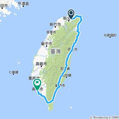 taiwan via coast