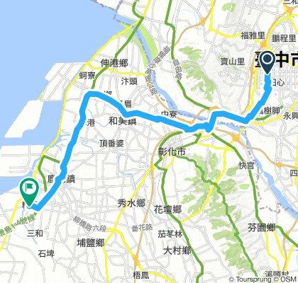 台中-鹿港線