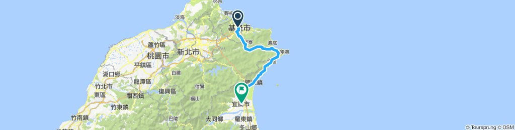 Day 5 Keelung to Yilan