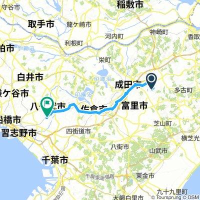 Narita a Yachiyo
