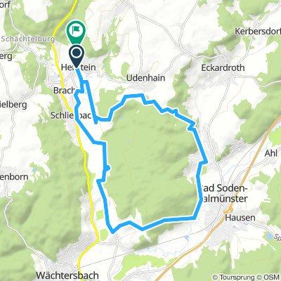 Udenhain-Bad Soden Trail