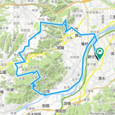 Banquiao - Guishan - Ming Chi U - Banquiao