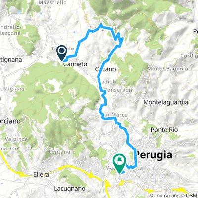 Spred Out Venerdì Course In Perugia
