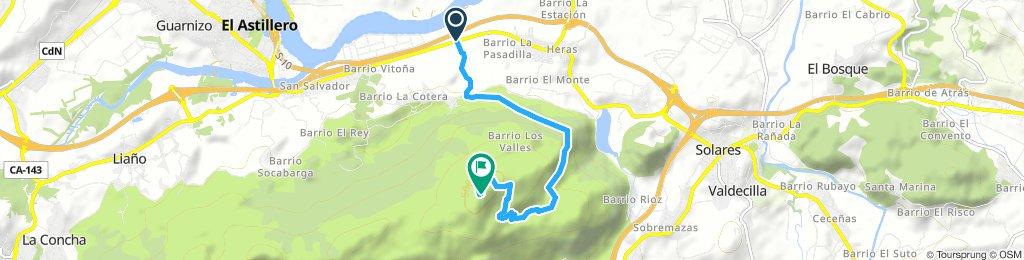 ALTO DE PEÑA CABARGA (por Heras)