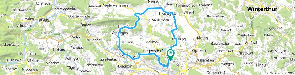 Fünf Pässe Tour ab Zürich
