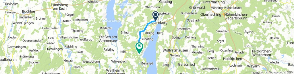 Slow Samstag Course In Tutzing
