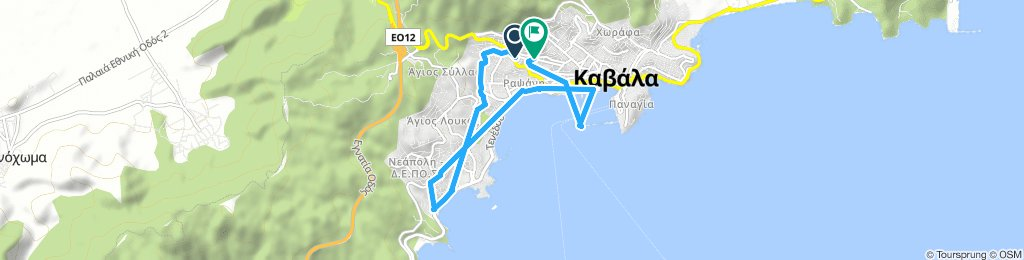 kavala tour