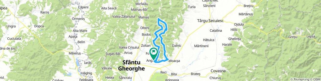 Circuit munții Bodoc