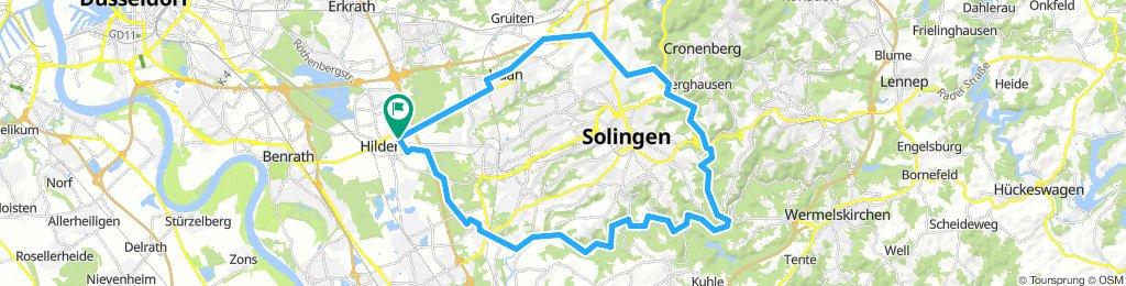 MTB Tour 46 km