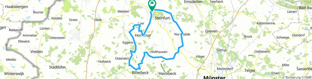 RTF Pumpernickeltour 77 km