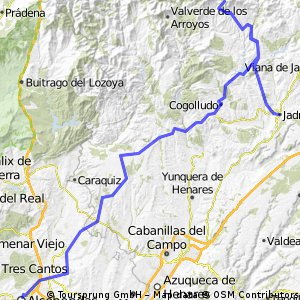 L001anse - Alto Rey- Jadraque