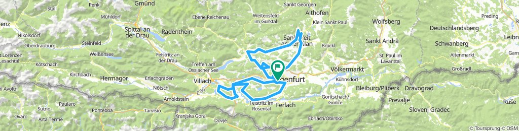 IRONMAN Austria - New Bike Course 2019