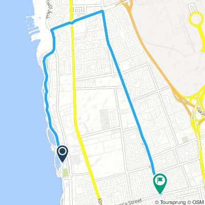 Steady Wednesday Ride In Jeddah