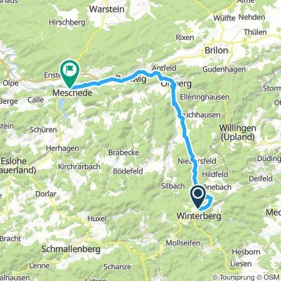 Tag1 Winterberg-meschede