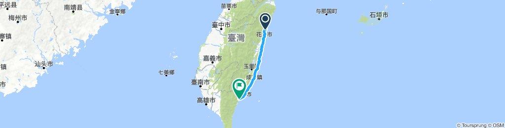 Day4-新城-台11(花東濱海)-知本