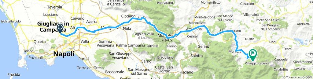 Napoli- Lago di Laceno