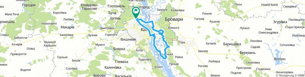 Киев - Вишеньки