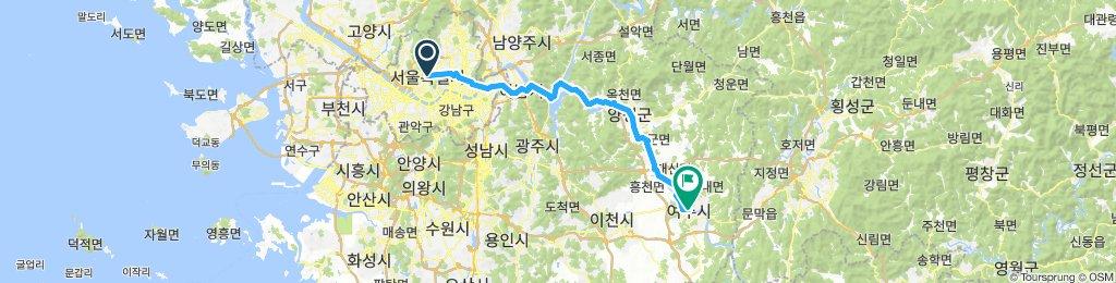 Seoul Day 1