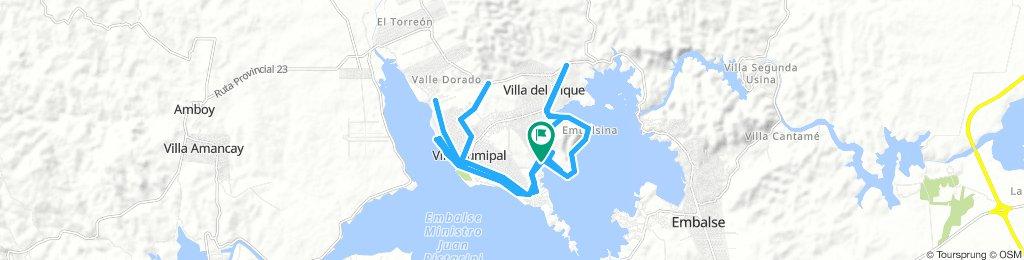 Villa del dique- Rumipal