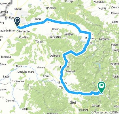 Turul Ciclist al Bihorului 2019 Etapa 2B
