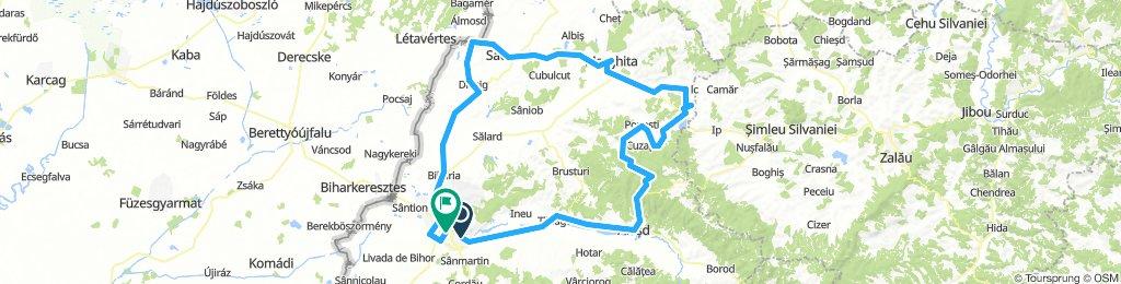Turul Ciclist al Bihorului 2019 Etapa 3