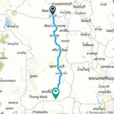 Thailand Tour Stage #11 Beung Chawak - Suphanburi