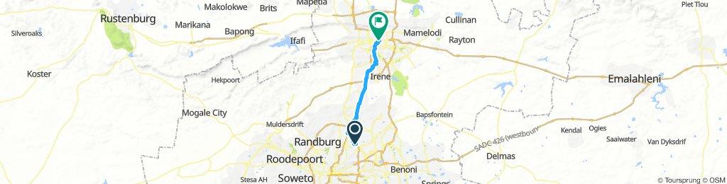 Madiba Memorial Trophy stage 8 (ITT)