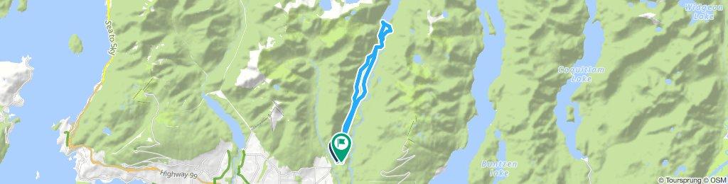 Rice Lake/Seymour Dam