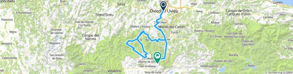 OVIEDO - LA CUBILLA - LA VUELTA 2019