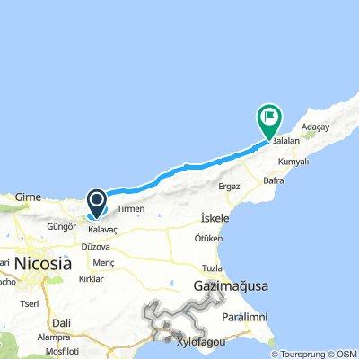 Ciprus 2018.   2. nap