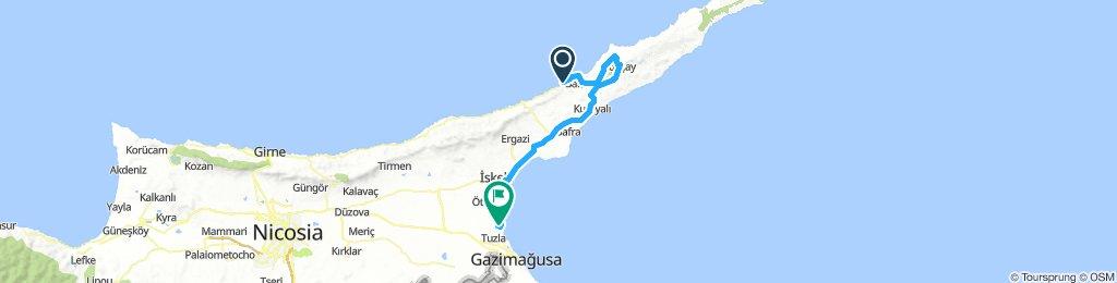 Ciprus 2018.   3. nap