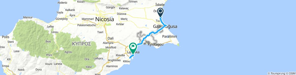Ciprus 2018.   4. nap