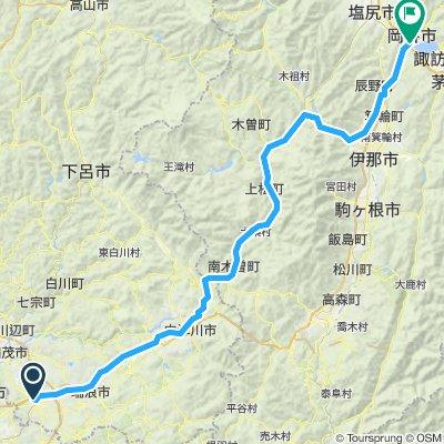 D10 to Okaya