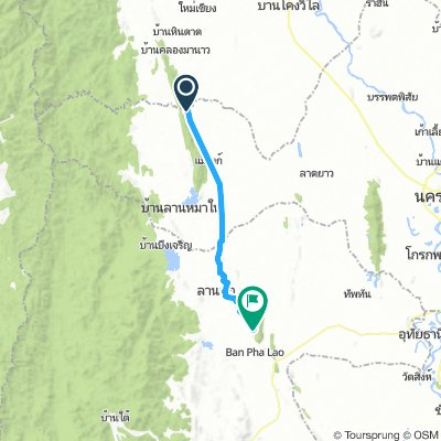 Tag 2 nach Kamphaeng