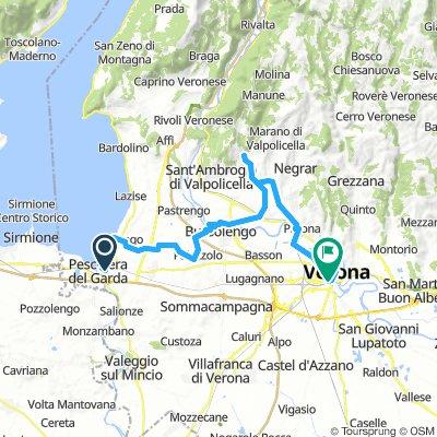 Peschiera-Valpollicella-Verona