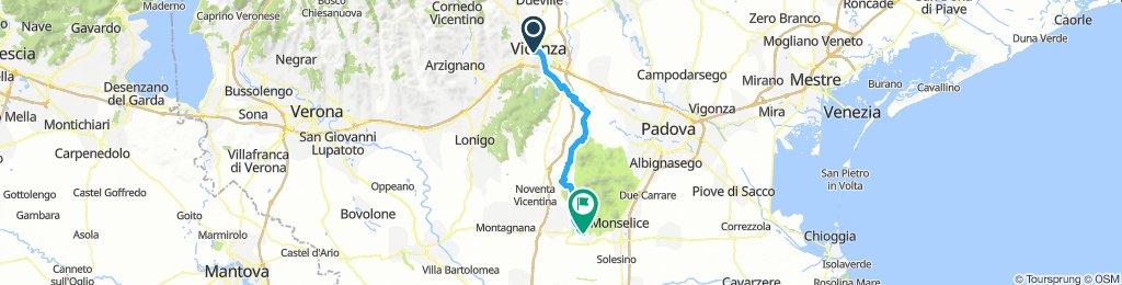 Vicenza-Este