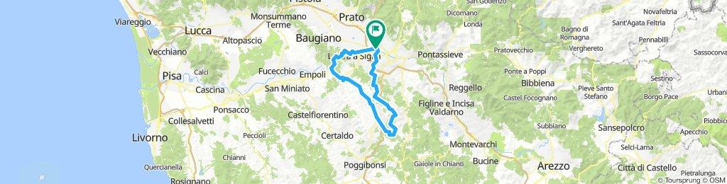 Gravel Ride - Aspettando il Tuscany Trail