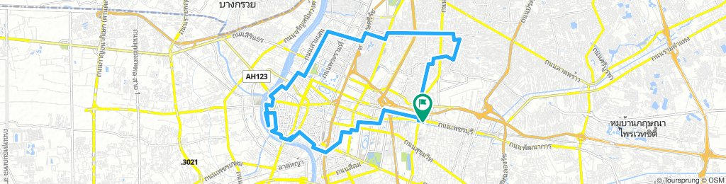 Loop to Riverside and Grand Palace