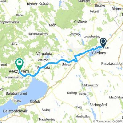 2019 Velence-Székesfehérvár-Veszprém