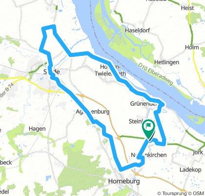 Sade-Elbe Lühesand