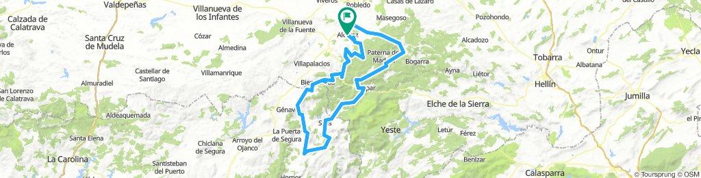 Sierra de Alcaraz y Segura