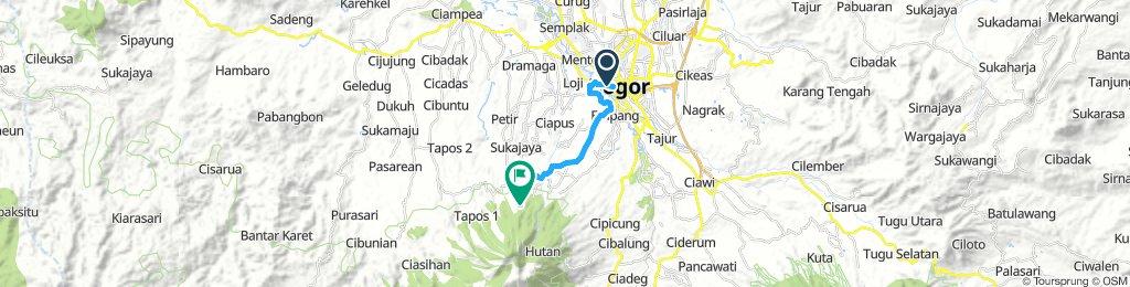 Stasiun Bogor-Jagatartha Pura