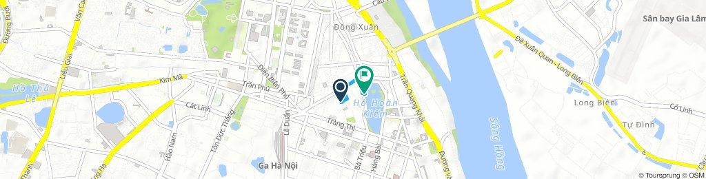 From Hanoi to Trang An Boat Tour - Hanoi Explore Travel