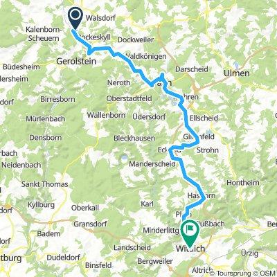 Boxtel-Wittlich deel Dohm-Wittlich